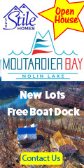 Moutardier Bay Nolin Lake, Kentucky Open House