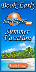 Beach House Summer Vacation Book Early