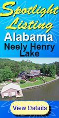 Neely Henry Lake Alabama