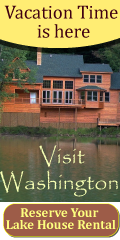 Washington Lake House Rental