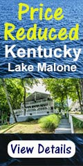 Lake House for Sale Lake Malone, KY