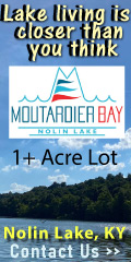 Moutardier Bay, Nolin Lake lake Lots