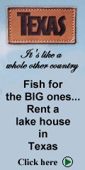 Texas Lake Vacation Rentals