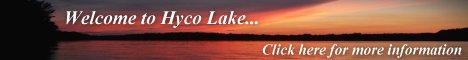 Hyco Lake...