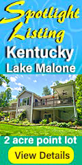 Lake Malone KY Home For Sale