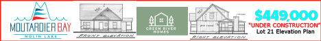 Green River Homes - Moutardier Bay - Nolin Lake, KY