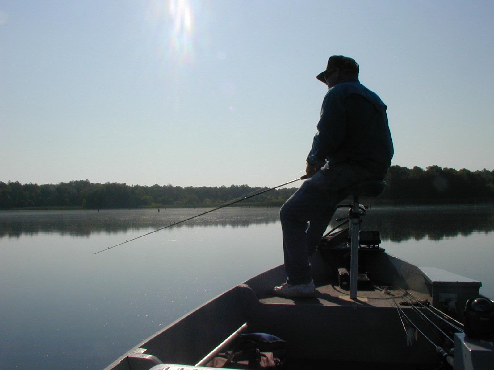 Georgia lake property lake seminole for Lake seminole fishing