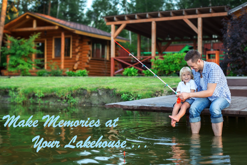 Make Memories At Your Lakehouse