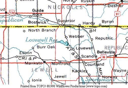 Lakehouse Com Kansas Lake Property Lovewell Reservoir
